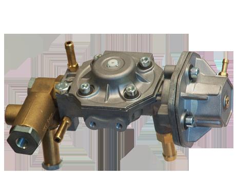 Der MGH-CNG Druckregler L2