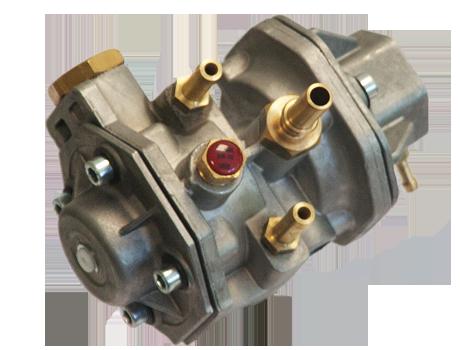 Der MGH-CNG Druckregler L3
